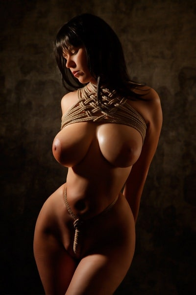 Naked Rope Bondage 2