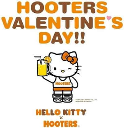 AGWDM hello kitty hooters