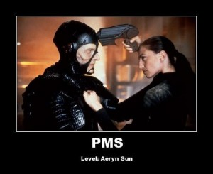 AGWDM PMS level aeryn sun