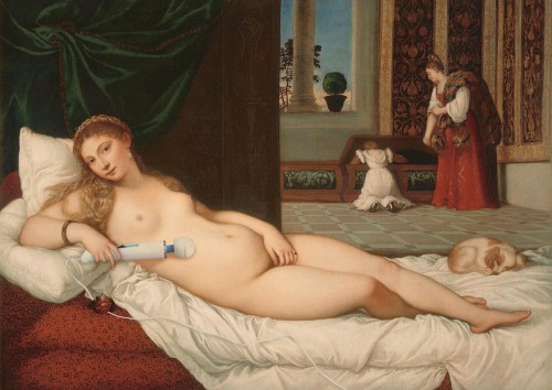 Venus of Hitachi by Titian