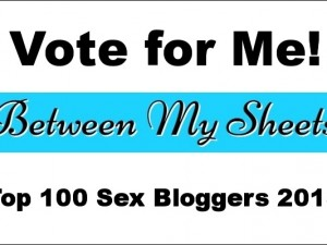 AGWDM between my sheets top 100 sex bloggers 2015