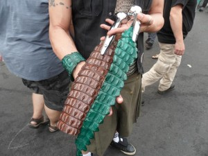 AGWDM justin sayne alligator paddles featured